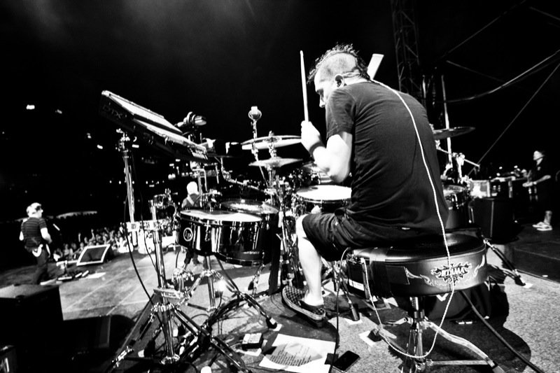 091 - Pete Parada: Drumming for The Offspring, Working with