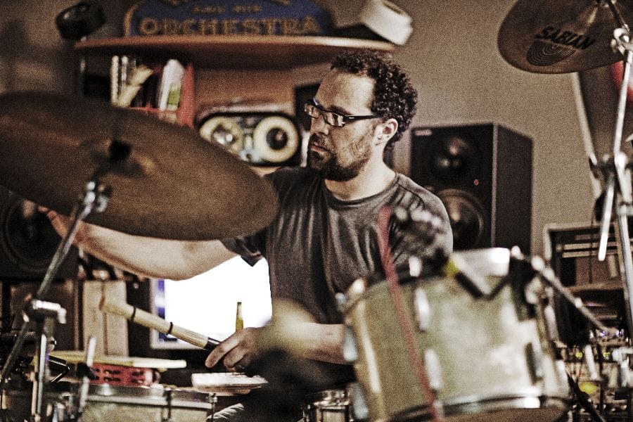 179 - Dylan Wissing: A Living Library of Drum Sounds at Triple